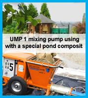 UMP1 used for processing special composit material