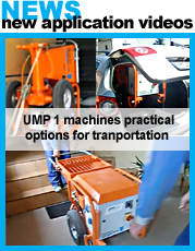 UMP1 transport options practical usage