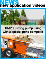 UMP1 using with special composit material